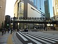 Yodobashi Bridge (from Osaka Station to Yodobashi Umeda).jpg