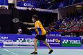 Yonex IFB 2013 - Quarterfinal - Sudket Prapakamol - Saralee Thungthongkam vs Kenichi Hayakawa - Misaki Matsutomo 14.jpg