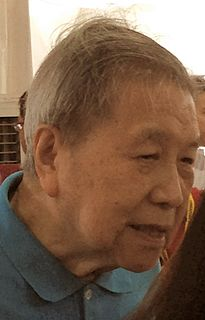Yong Pung How Chief justice of Singapore