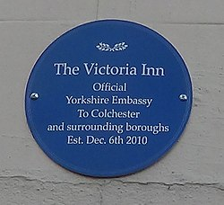 Photo of Blue plaque number 42390