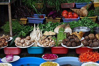 Yunnan cuisine - Ingredients used for dishes in Yunnan cuisine