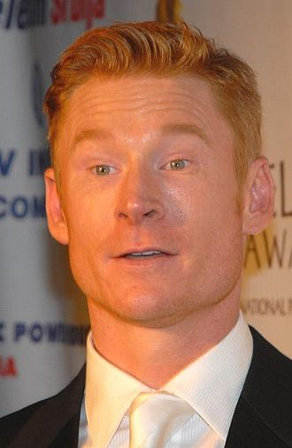 Zack Ward - Ward at the International Press Academy's 12th Annual Satellite Awards, December 2007