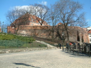 Poznań Old Town - Remains of the Royal Castle