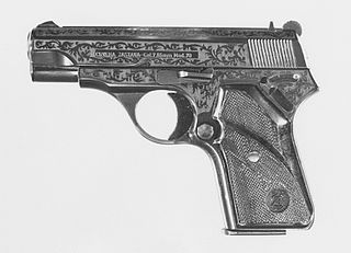 Zastava M70 (pistol) semi-automatic pistol based on Tokarev