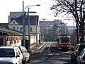 Zdibská, tramvajová smyčka, od Březiněveské (01).jpg