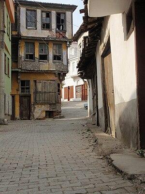 Tirilye - Street