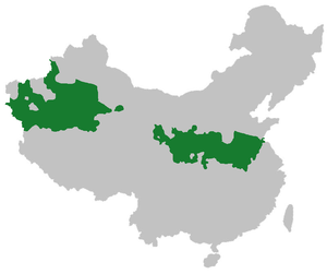 Zhongyuan Mandarin in China.png