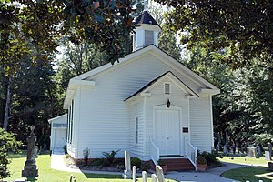 Zion Episcopal Church (Washington, North Carolina) - Image: Zion Episcopal Church Washington, NC