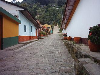 Zipacón - Image: Zipacon