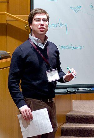 Jonathan Zittrain - Jonathan Zittrain in 2008