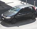 """ 12 - ITALY - Milan automobiles black coupé coupè 3 doors Punto.JPG"