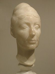 'Georgia O'Keeffe', marble sculpture by Gaston Lachaise, 1927, Metropolitan Museum of Art.jpg