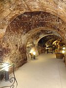(Bodega Peñacoba bodega histórica del siglo XV Bar de tapas y restaurante) pic.0bb0 Underground Wine Cellar.jpg