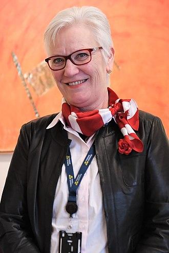Åsa Lindestam - Image: Åsa Lindestam in 2019