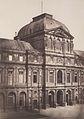Édouard Baldus, Pavillon de l'Horloge, Louvre, 1852–53.jpg