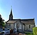 Église Saint-Désir de Fierville-les-Parcs. Vue sud.jpg