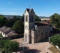 Église Saint-Florent de Thil (Ain) en juillet 2019 (2).JPG