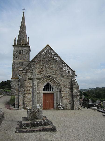 Église Saint-Georges de fr:Sortosville-en-Beaumont