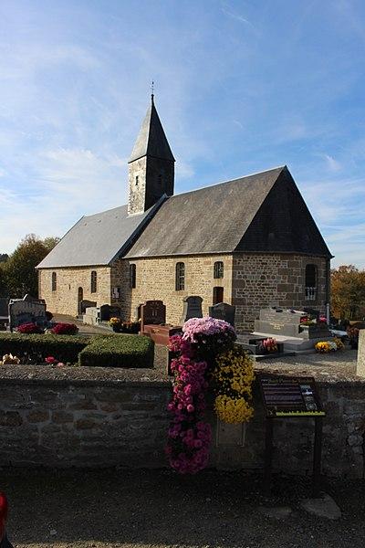 Saint-Pierre-du-Tronchet, Villedieu-les-Poêles, Manche