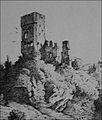 Šalek Castle 1863.jpg