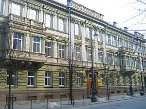 Ministry of Agriculture (Lithuania) - Image: Žemės ūkio ministerija ir žemės ūkio biblioteka