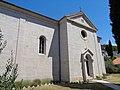 Župna crkva, Novigrad Dalmatinski - jugoistok.JPG