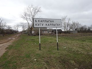 District in Mari El Republic, Russia