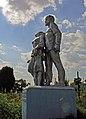 Братська могила і пам'ятник жертвам УБН в Городку на кладовищі DSCF1169.JPG