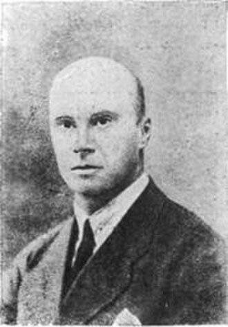 Boris Kozo-Polyansky - Image: Б.М.Козо Полянский