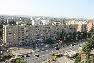 Улицы волгодонска схема