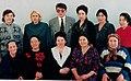 Выпускники Зуякской школы с учителями. Белорецкий район.jpg