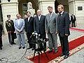 Візит Президента Латвії Валдіса Затлерса до Львова 27 червня 2008 р.jpg