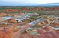 Глиняные останцы. Восточный Казахстан. Paleogene clays. Eastern Kazakhstan.JPG