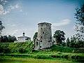 Гремячая башня и церковь Козьмы и Дамиана с Гремячей горы.jpg