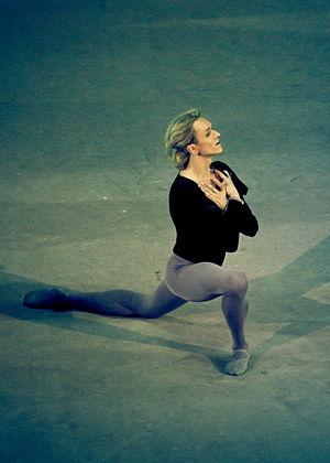 """Dmitry Gudanov - Dmitry Gudanov as Albrecht in """"Giselle"""", Bolshoi Theatre, 21 january 2011"""