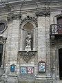 Золочів. Фрагмент фасаду костелу Небовзяття Пресвятої Діви Марії (1).jpg