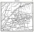 Карта-схема к статье «Ляоян» № 1. Военная энциклопедия Сытина (Санкт-Петербург, 1911-1915) 03.jpg