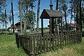 Крест и сень близ могил преподбных Амфилохия и Дионисия Глушицких.jpg