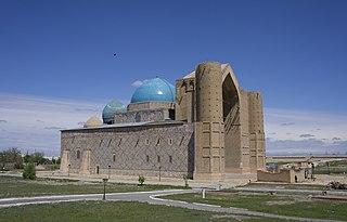 Turkistan (city) City and the administrative center of Turkistan Region, Kazakhstan