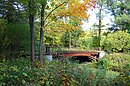Металлический мост через Виттоловскую протоку, Александровский парк.jpg