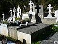 Могила генерала И.Н. Салтыкова, кладбище Кокард, Ницца, Франция..jpg