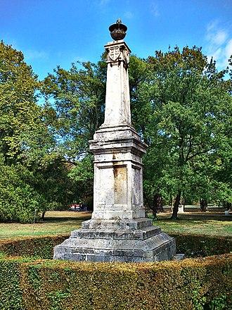 Topčider - Obelisk