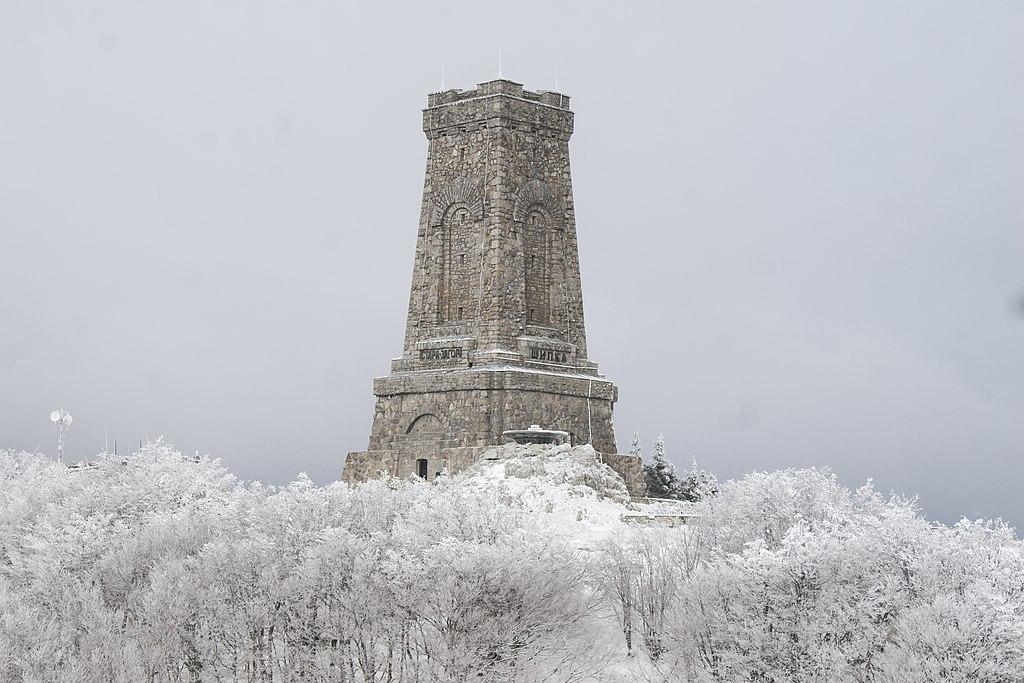 Паметника на Свободата на връх Свети Никола
