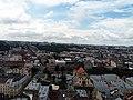 Панорама міста Лева (в центрі пам'ятник Т.Шевченку).jpg