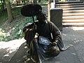 Парк Александрия скульптура у Китайского мостика.jpg