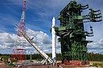 Первый испытательный пуск ракеты-носителя «Ангара-1.2ПП» 10.jpg