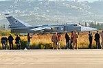 Пресс-тур представителей российских и иностранных СМИ на авиабазу Хмеймим в Сирии (1).jpg