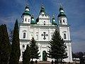 Свято-Троицкий монастырь Свято-Троицкий собор.JPG