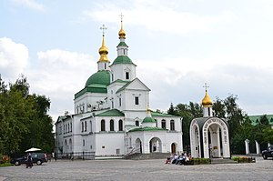 Danilovsky District, Moscow - Danilov Monastery, Danilovsky District