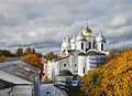 Софийский Собор Новгород.JPG